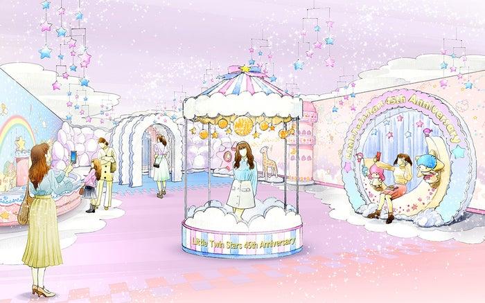 ゆめかわいい世界へ大変身をする~キキ&ララ~トゥインクリングツアー(C)2020 SANRIO CO.,LTD.