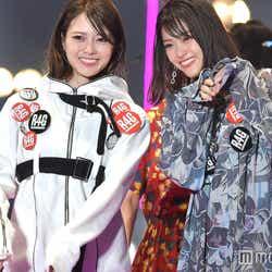 白石麻衣、松村沙友理(C)モデルプレス