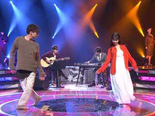 二階堂高嗣&柏木由紀、千賀健永奏でるピアノで舞う 「UTAGE!」SP企画第2弾発表