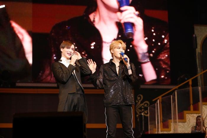 Matt、ジェジュン『J-JUN LIVE 2019 〜Love Covers〜』(提供画像)