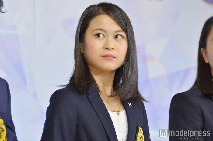 宮原知子選手 (C)モデルプレス
