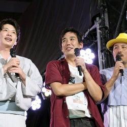 田中圭、スキマスイッチのライブに感激!「共に歩んできた仲間」