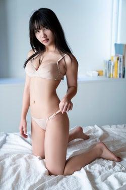水沢柚乃(C)唐木貴央/週刊プレイボーイ