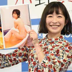 モデルプレス - 小野真弓、裸体披露に手応え 結婚願望&理想の男性像も明かす