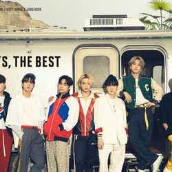 BTS「BTS, THE BEST」初回限定盤B (提供写真)