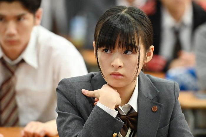 森七菜/『3年A組 ―今から皆さんは、人質です―』より(C)日本テレビ