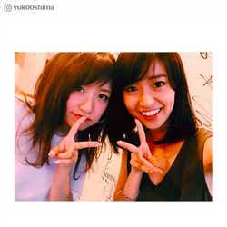 モデルプレス - 大島優子&高橋みなみ、戦友or親友?久々2ショットにファン歓喜「いつまでも変わらないで」