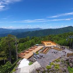 標高2,000mの絶景を一望!群馬・丸沼高原の「展望テラス&カフェ」が気になる