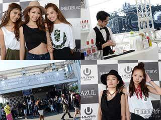 おしゃれガールが「ULTRA JAPAN」集結 最新フェスファッションとは