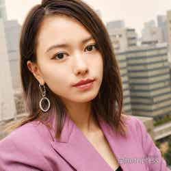 モデルプレスのインタビューに応じた山本舞香(C)モデルプレス