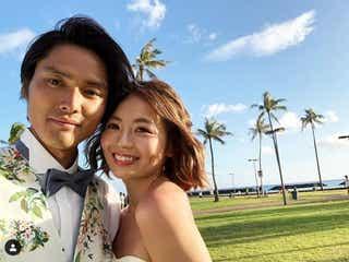 鈴木あや、元「テラスハウス」寺島速人との結婚を発表