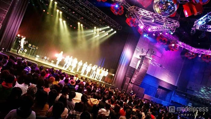 「Miss of Miss CAMPUS QUEEN CONTEST 2015」イベントの様子
