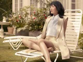 新垣結衣の美脚&魅力が輝く!H&Mアンバサダーに就任