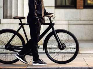 移動する姿すらサマになる。スタイリッシュなデザインが美しすぎる電動自転車が話題!