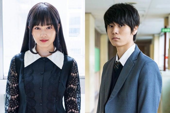 山下美月、萩原利久(C)『電影少女 2019』製作委員会