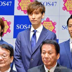 w-inds.(左から)千葉涼平、橘慶太、緒方龍一(C)モデルプレス