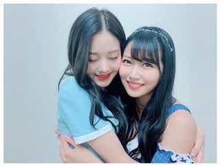 NMB48白間美瑠、IZ*ONEウォニョンと再会「エモすぎる」とファン歓喜