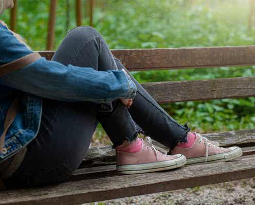 勉強で疲れたときの気分転換に… 女性が一人で公園に行く理由とは