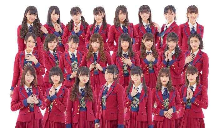 NGT48(写真提供:テレビ朝日)