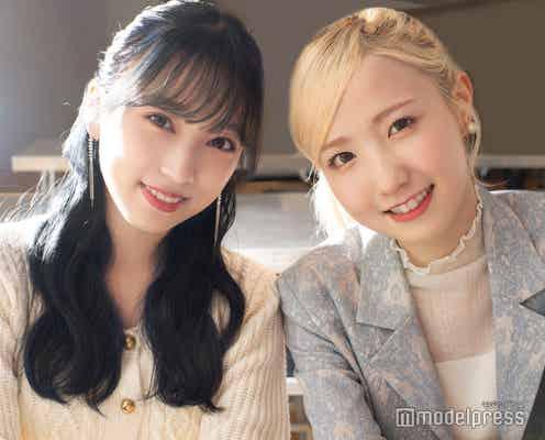 HKT48矢吹奈子&AKB48本田仁美、お互いに尊敬している部分は?グループ復帰後の心境語る<「虹オオカミ」最終話インタビュー>