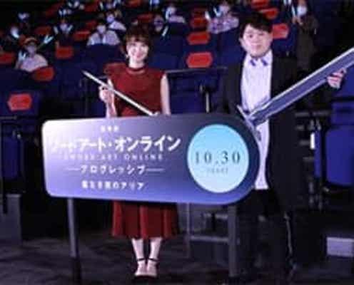 LiSAが歌う主題歌「往け」に戸松遥&松岡禎丞が歓喜「あの時の興奮がもう一度…!」