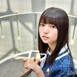 アイドルファンの間では驚異的な小顔の持ち主として知られる齋藤飛鳥さん。(C)モデルプレス