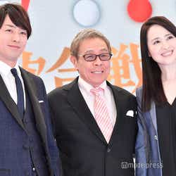 櫻井翔、北島三郎、松田聖子 (C)モデルプレス