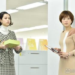 「家族ノカタチ」第2話場面カット/水原希子、上野樹里/画像提供:TBS