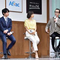 吉沢亮、木村多江、リリー・フランキー(C)モデルプレス