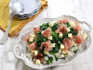 ひな祭りにつくってみて!簡単なのに華やか「イタリアンちらし寿司」