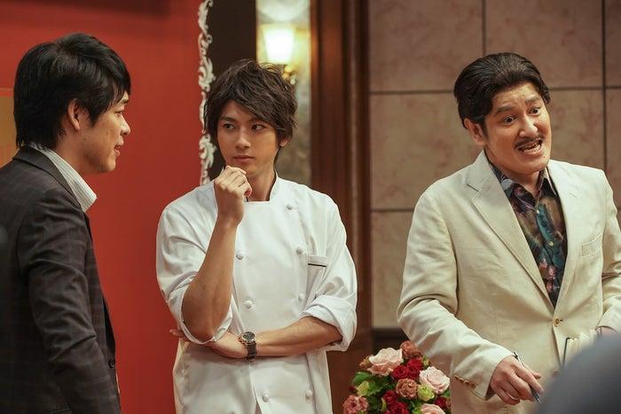 「囲み取材」より(C) NHK