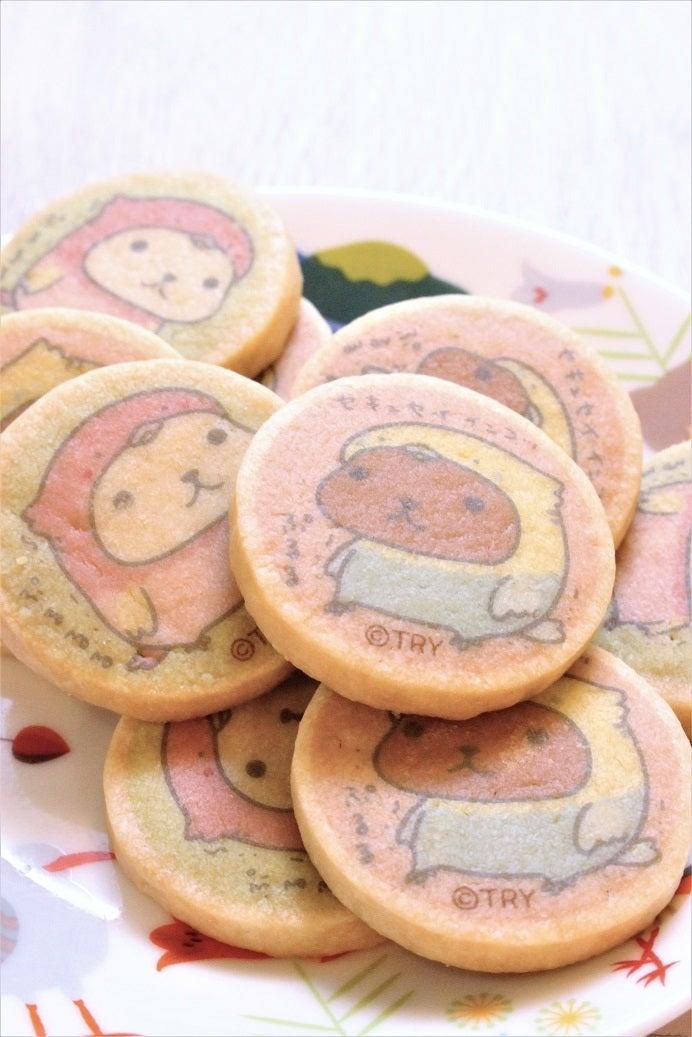 オリジナルコラボクッキー/画像提供:ことりカフェ