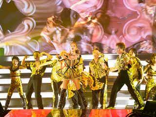 【浜崎あゆみライブレポ】涙で21周年へ 平成最後のライブで新たな誓い<セットリスト>