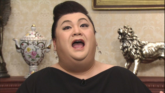 """マツコ、還暦超え""""ビューティーエディター""""の美髪に驚き - モデルプレス"""