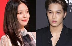 EXO カイ&BLACKPINK ジェニー、破局報道
