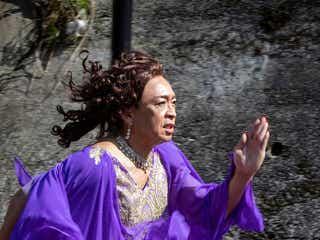 TOKIO城島茂に激似の島茂子、ドレスのまま全力疾走<全力坂>