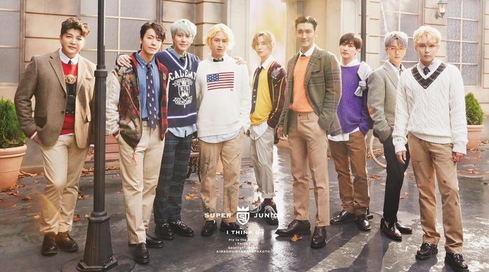SUPER JUNIOR(提供写真)