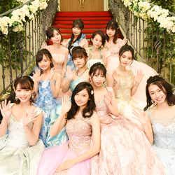 「女子高生ミスコン2019」全国ファイナリストがドレスアップ