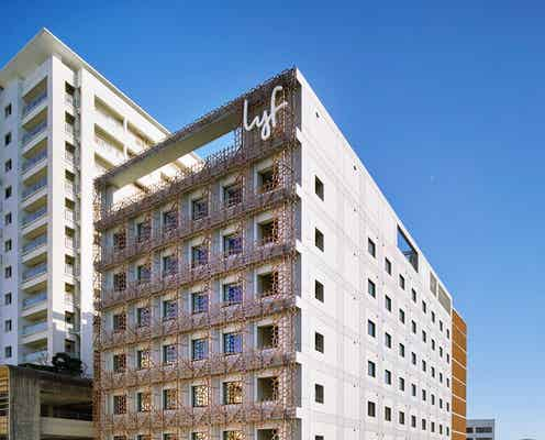 福岡に新複合施設「レソラ今泉テラス」日本初上陸ホテルやワイン専門店など入居