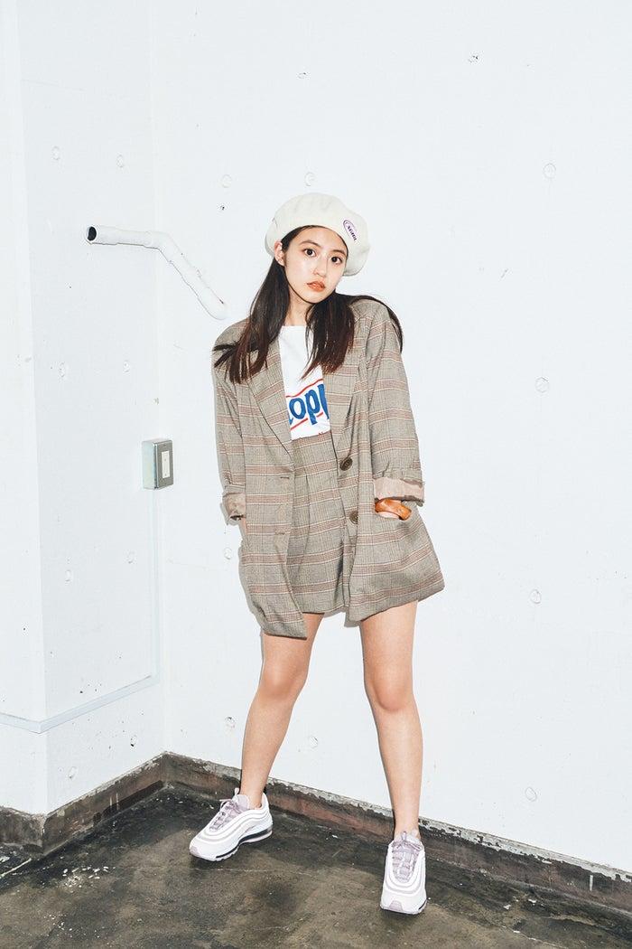 今田美桜/「mini」6月号(画像提供:宝島社)