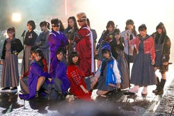 今夜放送のMステで、HKT48と氣志團がコラボ曲をテレビ初披露!KinKi Kids、カーリー・レイ・ジェプセン、JUJUらも出演