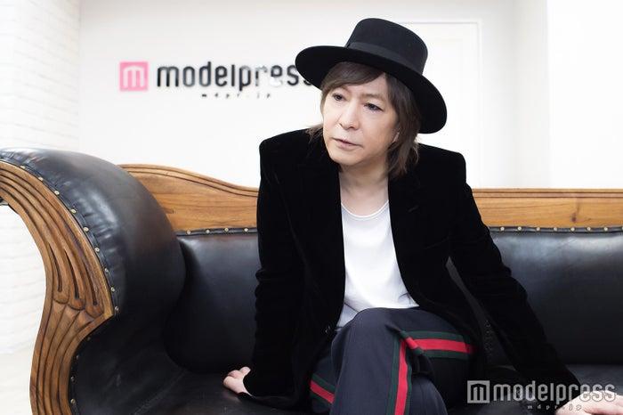 モデルプレスでインタビュー!(C)モデルプレス