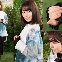 """「セブンルール」長濱ねるファッション&ヘアメイクを解説 落ち込んで気分を上げたいときの""""ねるルール""""も(C)モデルプレス"""