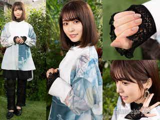 """「セブンルール」長濱ねるファッション&ヘアメイクを解説 落ち込んで気分を上げたいときの""""ねるルール""""も"""