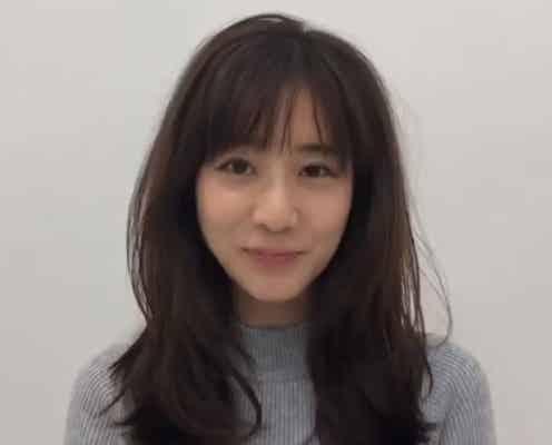 """田中みな実、""""10cmカット""""の新ヘア公開 担当美容師がこだわり解説"""