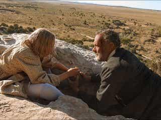オスカー俳優トム・ハンクスでさえ大苦戦したシーンとは?『この茫漠たる荒野で』