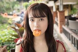 乃木坂46斉藤優里1st写真集「7秒のしあわせ」(画像提供:サイゾー)