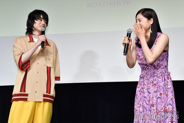 菅田将暉、土屋太鳳(C)モデルプレス