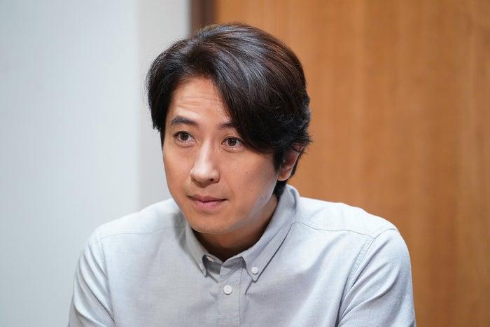 谷原章介/「偽装不倫」第6話より(C)日本テレビ