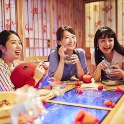 星野リゾート 青森屋「金魚ねぷた女子会」1日1組限定で金魚スイーツや占い体験